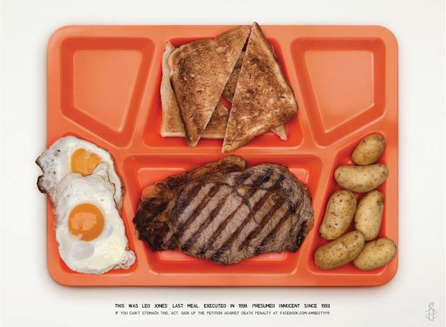 The Last Meals Of Wrongfully Executed Inmates